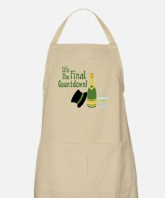 Its The Final Countdown! Apron