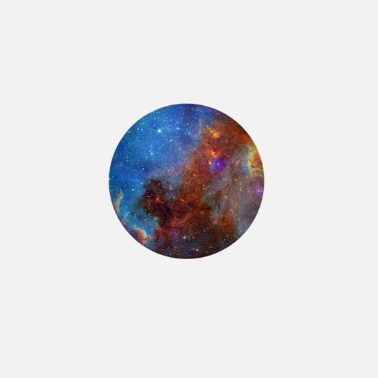 Space Mini Button