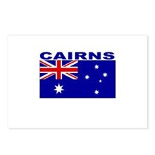 Cairns, Australia Postcards (Package of 8)