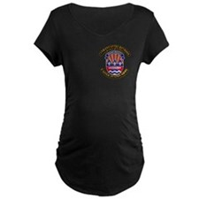 DUI - 75th Infantry Division w Text T-Shirt