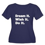 Dream It Plus Size T-Shirt