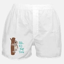 Shh... Its Nap Time Boxer Shorts