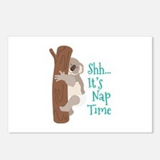 Shh... Its Nap Time Postcards (Package of 8)