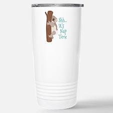 Shh... Its Nap Time Travel Mug