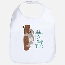 Shh... Its Nap Time Bib