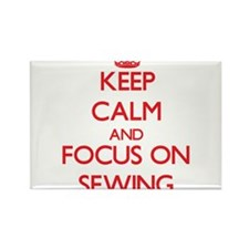 Keep calm and focus on Sewing Magnets