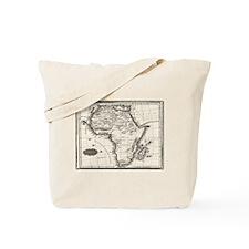 1799 Antique Map Tote Bag