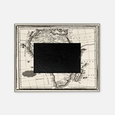1799 Antique Map Picture Frame