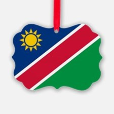Namibia Flag Ornament