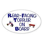Rear Facing Toddler On Board