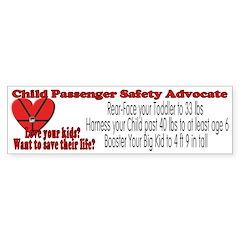 Child Passenger Safety Advocate/Best Practice