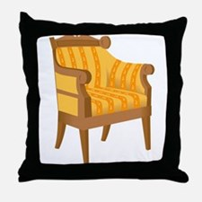 Chair 53 Throw Pillow