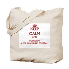 Keep calm and focus on Australian Rules Football T