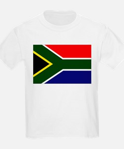 South African flag T-Shirt
