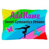 Gymnastics Pillow Cases