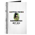 Dangerous My Ass - Rottie Journal