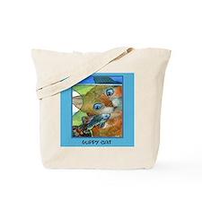 Guppy CAT Tote Bag