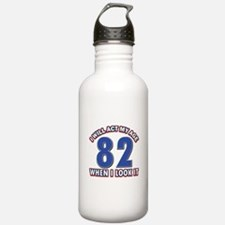 Act 82 years old Water Bottle