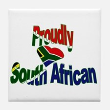 Proudly South African Tile Coaster