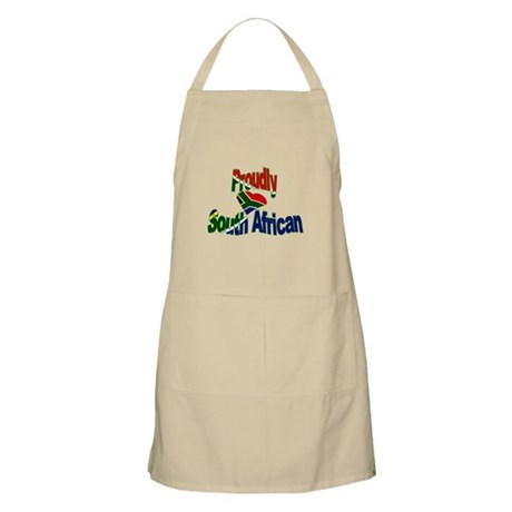 Proudly South African BBQ Apron