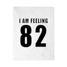 I am feeling 82 Twin Duvet