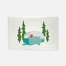 Camper Scene Magnets