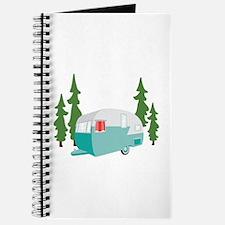 Camper Scene Journal