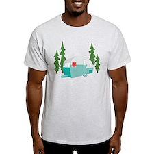 Camper Scene T-Shirt