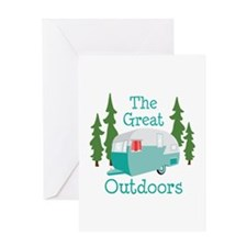 The Great Outdoors Greeting Cards