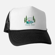 Natures Luxury Hotel Trucker Hat