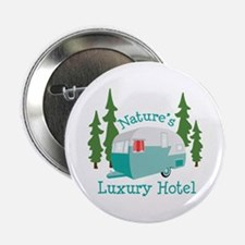 """Natures Luxury Hotel 2.25"""" Button"""