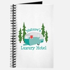 Natures Luxury Hotel Journal