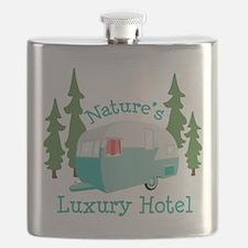 Natures Luxury Hotel Flask