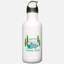 Natures Luxury Hotel Water Bottle