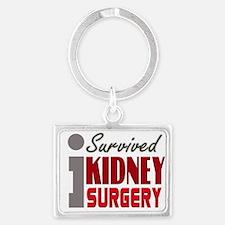 isurvived-kidney Keychains