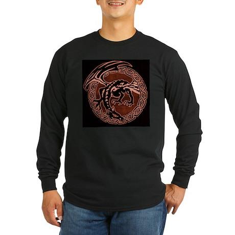 blkdrag.jpg Long Sleeve T-Shirt