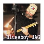 bluesboy JAG Tile Coaster