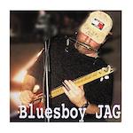 bluesboy JAG Tile Coaster