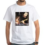 bluesboy JAG White T-Shirt
