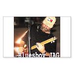 bluesboy JAG Rectangle Sticker
