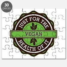 Vegan For the Health of It Puzzle