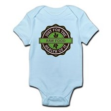 Raw Food For the Health of It Infant Bodysuit