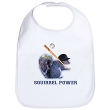 Squirrel Power Bib