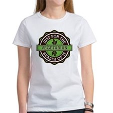 Vegetarian For the Health of It Tee