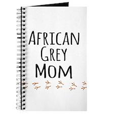 African Grey Mom Journal