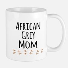 African Grey Mom Mugs
