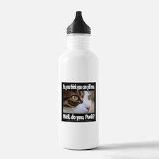 Pill Me, Punk Water Bottle