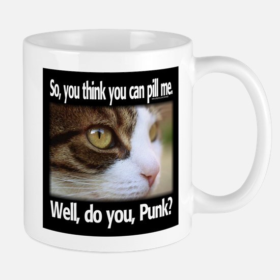 Pill Me, Punk Mugs
