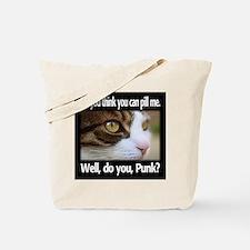 Pill Me, Punk Tote Bag