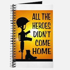 Heroes Tribute Journal
